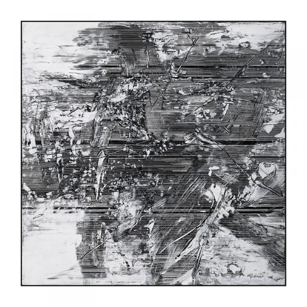 雪原诗书67-120x120cm2019