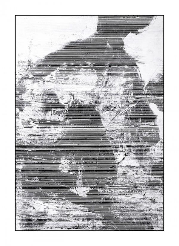 雪原诗书79-56x80cm2019